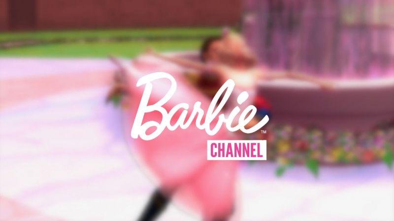 Arriva Su Deakids 1 Barbie Channel